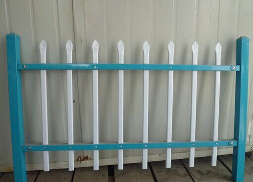 围墙护栏喷塑